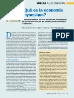 Articulo Que es la Economia Keynesiana.pdf