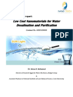 Desalination Final UNESCO Report