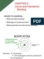 Atomic Bonding