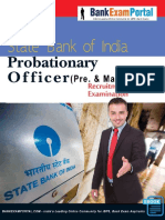 SBI Bank PO Guide Free E Book Www.bankexamportal.com