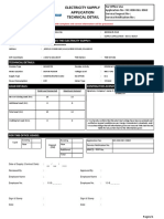 Supply Application Contractor Form