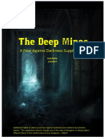 Dark Mines 4AD Supplement