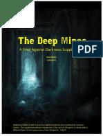 Dark Mines 4AD Supplement