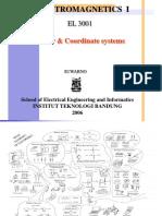 01. Vektor Dan Sistem Koordinat