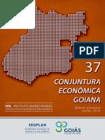 Conjuntura Econômica Goiana 37