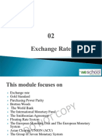 Chp2. Exchange Rate