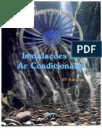Instalações de Ar Condicionado - Helio Creder.pdf