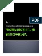 BAB02bag1 Hukum Maxwell