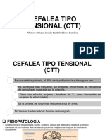 Cefalea Tipo Tensional (Ctt)