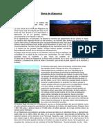 Lectura 2-Sierra de Atapuerca -9agosto2017