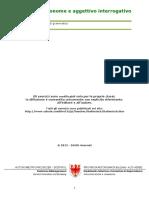 10PRONOMEEAGGETTIVOINTERROGATIVOSOLUZIONI12