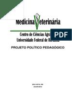 PPC Do Curso de Medicina Veterinaria Ufrr 2013
