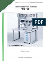 Manual Del Modulo de Electroneumatica