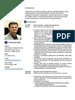 Resume - Sanket D Mankar