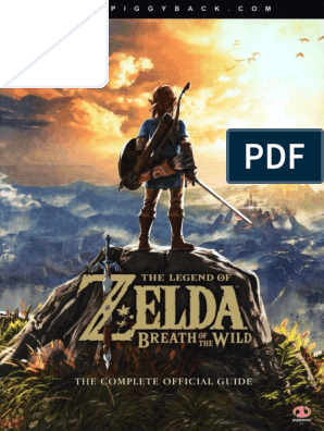 Zelda Breath of the Wild Official Guide   Leisure   Food & Wine