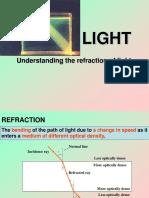 Light Refraction