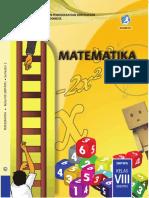 BS 8 Matematika 2 Ayomadrasah