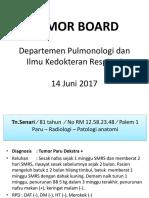 Tumor Board Tn. Kuat - 16 Mei 2017 - Share