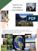Konsepto Ng Sustainable Development