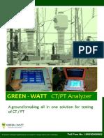 GW CTPTAnalyser