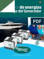WhisperPower Generator SPAN