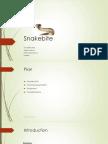 Snakebite _Dr Kabera Rene