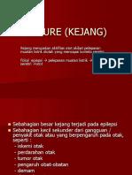 Seizure (Kejang)