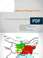 Formation of Bengal Delta- Lesson 2