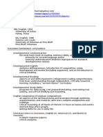 Upload Resume Revision 8-10-2010