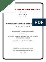 Penjelasan hadis arbain nawawi.pdf