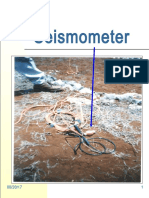 4 Seismometer