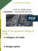 Road Design (2)