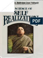 Science of Self Realization 1977