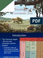 5 Cenozoic Geology n