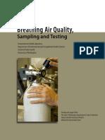 Breathing Air Quality Sampling Testing