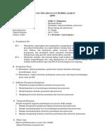 RPP Ke 4 Hukum Permintaan Dan Penawaran