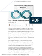 New Cash Management Functionality _ Dinesh Kumar _ Pulse _ LinkedIn