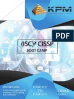 Master Class on IT Security Training & Certification Courses (CISSP) Doha, Qatar