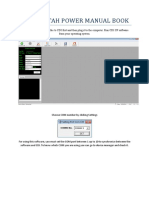 CDI CP Setup Manual Book