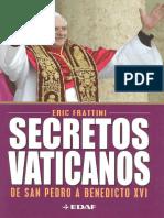 Frattini, Eric - Secretos Vaticanos.pdf