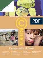 Comprender el dolor, Crítica.pdf
