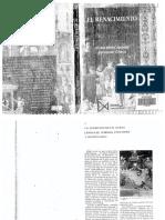 Nieto Alcaide, V. y Checa Cremades, F. (2000) El Renacimiento, Formación y Crisis Del Modelo Clásico, Madrid, Istmo (Selección)