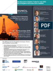 The Oil Council's 'World Assembly' (23-25 Nov, 2010, London, UK)