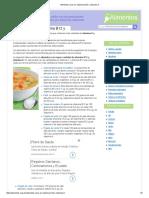 Alimentos Ricos en Vitamina B12 y Vitamina K