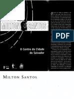 Milton Santos - O centro da cidade de Salvador.pdf