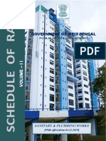 305982447 West Bengal Schedule Rates of Sanitary Plumbing Works 2015