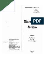 Livro - Microbiologia Do Solo