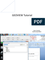 Geo View Tutorial