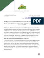 mccs new principal announcement 2017