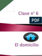 Clase 06 El domicilio-Mód.2.ppt